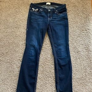 Extra LONG! Big Star Bootcut Jeans